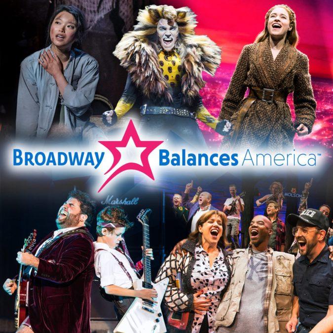 TOUR-Broadway Balances-America-Season 5-9/18