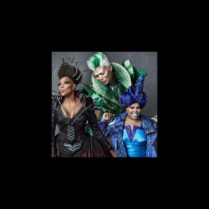 The Wiz - Mary J. Blige - Queen Latifah - Amber Riley - wide - 11/15