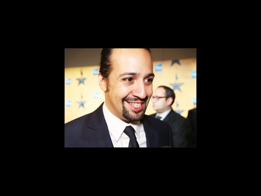 VS - Hamilton- Opening - wide - 8/15 - Lin-Manuel Miranda