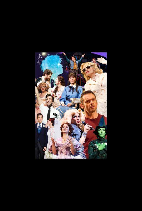 Broadway.com  - Audience Choice Awards - wide - NOMINEES - 5/15 - Finding Neverland - Matthew Morrison - Kristin Chenoweth - Vanessa Hudgens - Hedwig - Kelli O'Hara - Hugh Jackman - Sierra Boggess - Gigi - Something Rotten - Wicked -