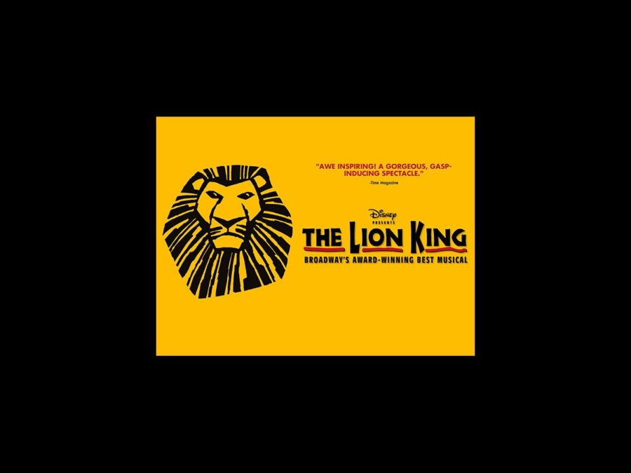 TOUR - Lion King - WIde - 6/14