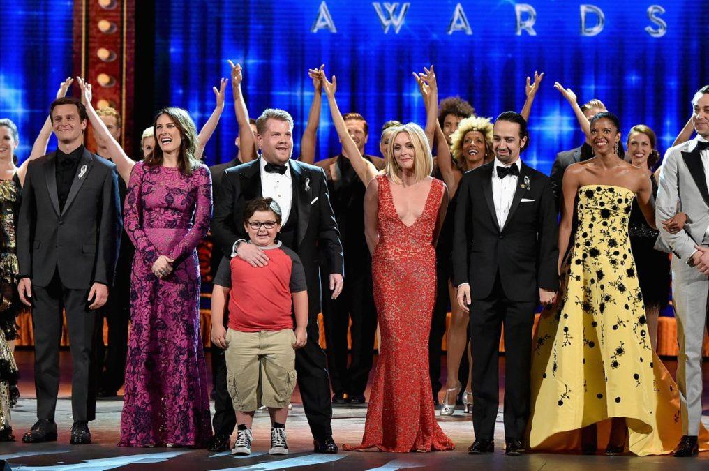 Tony Awards - Opening Number Photo: Theo Wargo/Getty Images
