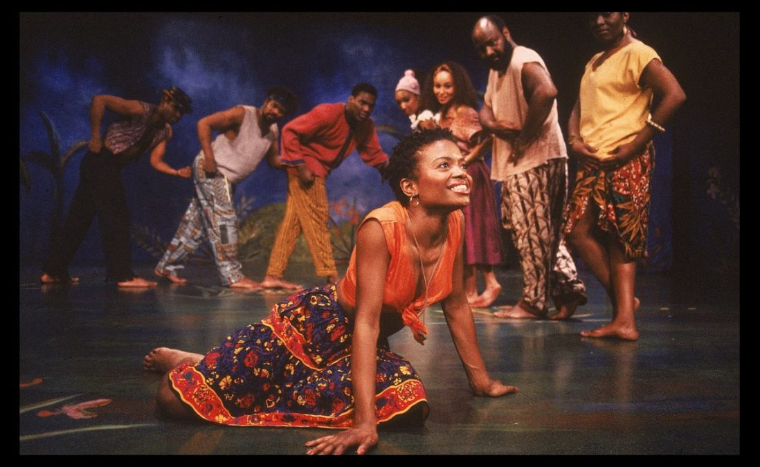 PS - Once on This Island - LaChanze - 1990 - Martha Swope