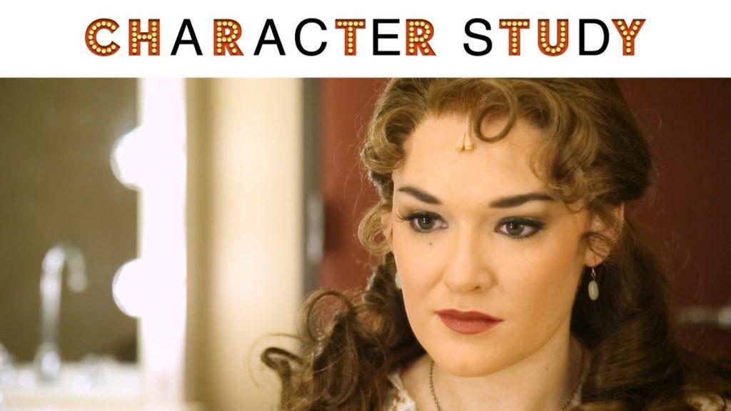 Still - Character Study - Christine Dwyer