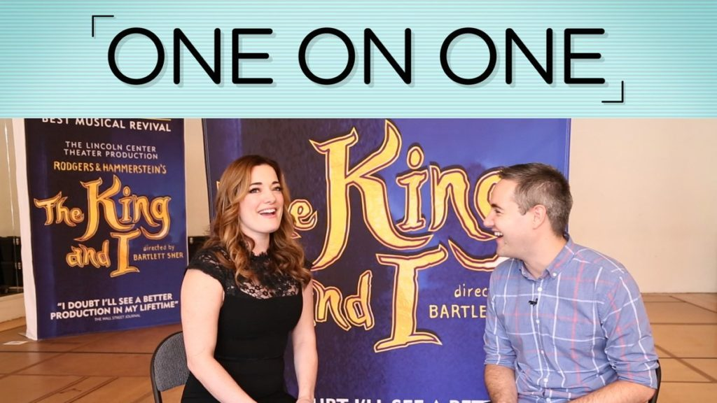 Still - One on One - Laura Michelle Kelly