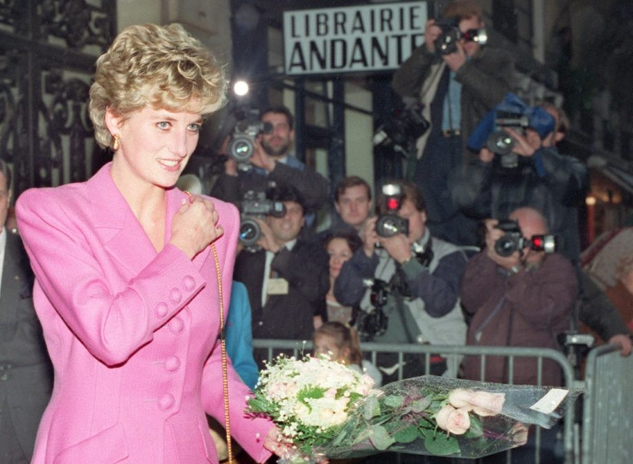 Princess Diana - 11/92 -  VINCENT AMALVY/AFP/Getty Images