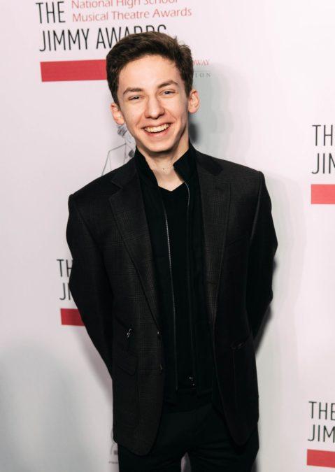Andrew Barth Feldman - Jimmy Awards Reunion - 1/19 - Emilio Madrid-Kuser