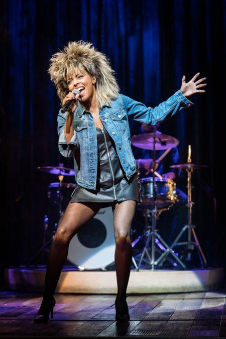 PS - London - Tina - Adrienne Warren as Tina Turner - 03/2018 -Manuel Harlan