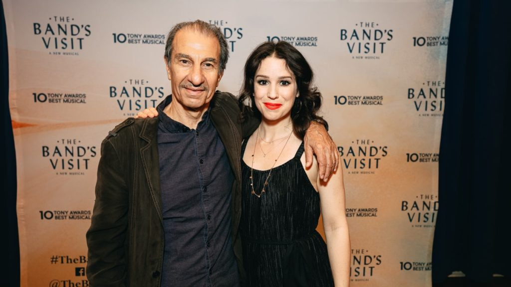 OP - The Band's Visit National Tour - Sasson Gabay - Chilina Kennedy - 6/19 - Caitlin McNaney