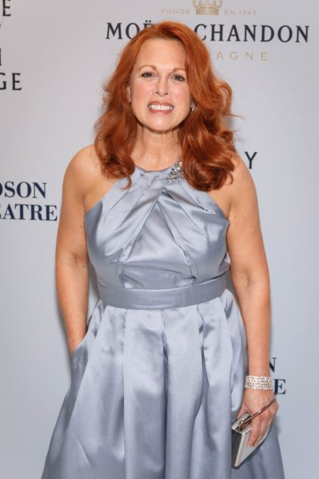 OP - Sunday in the Park with George - Opening - Carolee Carmello - 2/17 - Emilio Madrid-Kuser