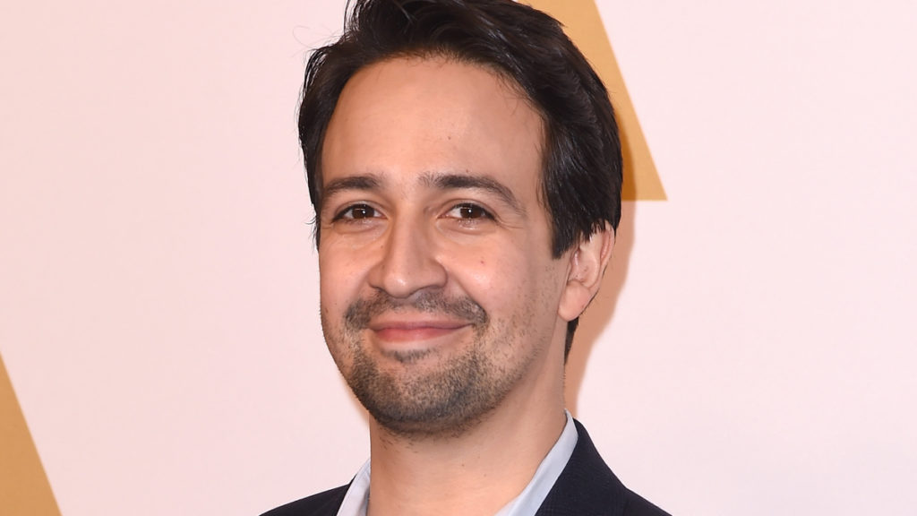 Lin-Manuel Miranda - Oscars - Annual Academy Awards - Luncheon - 2/17 - Kevin Winter/Getty Images