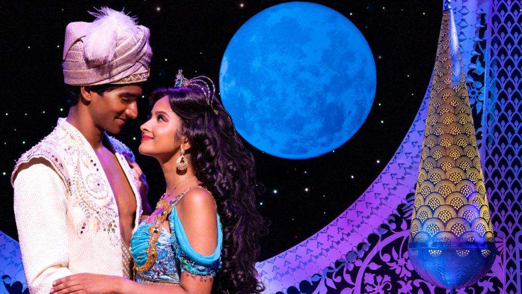 Show Photos - Aladdin - Michael Maliakel - Shoba Narayan - 9.21 - Matthew Murphy