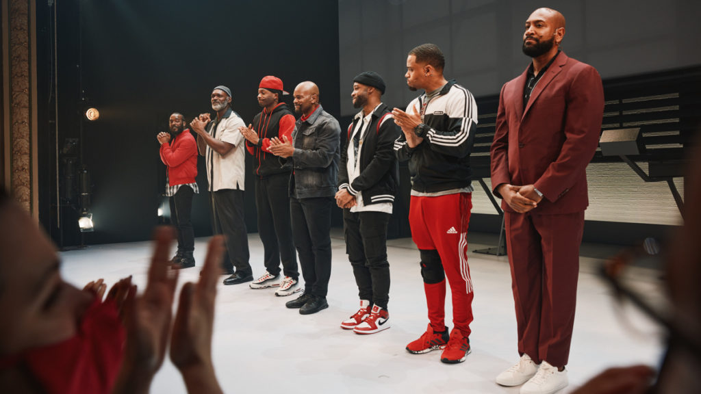 Thoughts of a Colored Man - Opening Night - Curtain Call - 10.21 - EMK